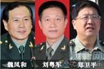 Trung Quốc tiếp tục thay tướng chỉ huy các đại quân khu, binh chủng