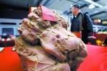"""Trung Quốc bình chọn """"Vua khoai lang 2012"""" nặng 34 kg"""