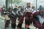 Tuyết đầu đông tấn công Bắc Kinh, Trung Quốc