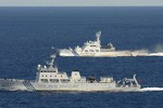 """Trung Quốc dùng Hải giám """"khủng bố tinh thần"""" CSB Nhật Bản"""
