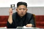 Triều Tiên bắt đầu phát hành huy hiệu có chân dung của Kim Jong-un