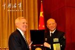 Mỹ hoan nghênh TQ cùng tập trận hải quân chung
