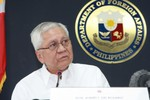 Ngoại trưởng Philippines: Ủng hộ Nhật Bản làm đối trọng với TQ