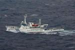Hải giám Trung Quốc lại xông vào khu vực Senkaku