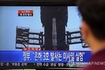 Bắc Triều Tiên bất ngờ phóng tên lửa tầm xa