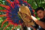 """Hậu duệ người Maya tổ chức cúng bái trước """"ngày tận thế"""""""