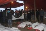 Vân Nam, Trung Quốc lở đất khiến 44 người thiệt mạng