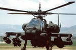 Đài Loan chuẩn bị nhận lô Apache AH-64E đầu tiên của Mỹ