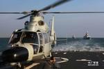 """3 tàu chiến Trung Quốc diễn tập """"trục xuất tàu nước ngoài"""" ở Trường Sa"""