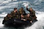 Nhật - Mỹ tập trận chiếm đảo Mùng 1 Tết Quý Tỵ