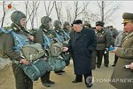 """Kim Jong-un thị sát trung đoàn không quân, nhắc """"sẵn sàng chiến đấu"""""""