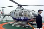 """3 tàu Hải tuần TQ chở trực thăng ra Trường Sa """"đánh dấu"""" Biển Đông"""