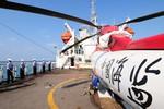 Hình ảnh hoạt động trái phép của Hải giám Trung Quốc ở Hoàng Sa 10/3
