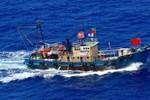 Cảnh sát biển Đài Loan: Không bảo vệ tàu cá cắm cờ Trung Quốc