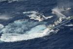 """Cảnh sát biển Đài Loan tuyên bố """"hợp tác"""" với Trung Quốc ở Biển Đông"""