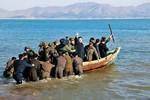 Kim Jong-un dẫn theo các tướng lĩnh hàng đầu ra tiền tuyến