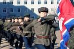 Hàng triệu thanh niên, học sinh, sinh viên Triều Tiên đăng ký nhập ngũ