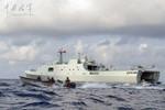Tàu chiến TQ kéo ra bãi James, tiếng chuông cảnh tỉnh Malaysia, Brunei