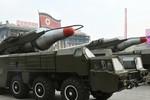 Sankei: Triều Tiên sẽ bắn tên lửa đạn đạo bay qua Nhật Bản ngày mai