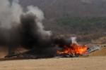 Trực thăng quân sự Mỹ tại Hàn Quốc rơi gần biên giới với Triều Tiên