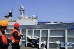 """Tàu chiến hạm đội Nam Hải """"tuần tra"""" sát nhóm đảo Senkaku"""