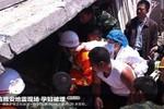 Cập nhật: Động đất  ở Trung Quốc 135 người chết, 4300 người bị thương