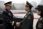 Tướng Dempsey: Trung Quốc chớ hung hăng ỷ mạnh hiếp yếu