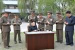 Kim Jong-un chỉ đạo xây dựng câu lạc bộ đua ngựa chuyên nghiệp