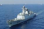 Philippines kéo 3 chiến hạm ra Bãi Cỏ Mây canh chừng tàu Trung Quốc