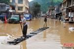 Mưa lớn làm ít nhất 55 người chết ở miền Nam Trung Quốc