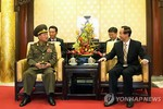 Trung Quốc báo trước với Mỹ chuyến thăm của Phó nguyên soái Triều Tiên