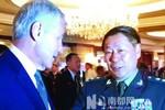 Trung Quốc định lờ tịt những căng thẳng trên Biển Đông ở Shangri-la?