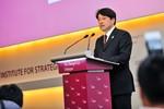 Shangri-la: Những điểm nổi bật trong phát biểu của Bộ trưởng QP Nhật