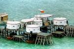 Trung Quốc đã xây dựng công trình quân sự ngoài bãi cạn Scarborough