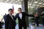 Tập Cận Bình nhắc Obama: Thái Bình Dương đủ rộng cho Mỹ và Trung Quốc
