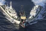 Hải quân Nhật có thể dùng vũ khí cưỡng chế tàu Trung Quốc rời Senkaku