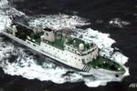 """18 tàu Hải giám Trung Quốc đang """"bủa vây"""" Philippines trên Biển Đông"""