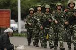 100 người Duy Ngô Nhĩ, Trung Quốc tới Syria chiến đấu chống lại Assad
