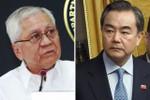 """Sau """"khẩu chiến"""" tại ASEAN, Rosario mời Vương Nghị thăm Philippines"""