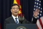 Uông Dương - Phó thủ tướng Trung Quốc: Cãi nhau tốt hơn đánh nhau!