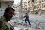 Phiến quân Syria đánh nhau vì tranh giành chiến lợi phẩm, ý thức hệ