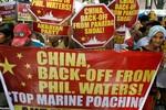 5000 dân Philippines biểu tình chống Trung Quốc bành trướng Biển Đông