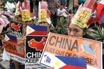 Philippines: Chống xâm lược Biển Đông, không chống người dân TQ
