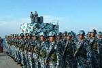 Trung Quốc biến Đá Vành Khăn thành pháo đài quân sự bất hợp pháp
