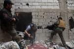 Video: Phiến quân Syria tuyên bố đã tái chiếm các tiền đồn quân sự