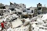 Quân Assad dội tên lửa vào Aleppo, ít nhất 29 người thiệt mạng