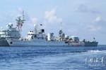 Hải quân Trung Quốc đang phong tỏa phi pháp Biển Đông?