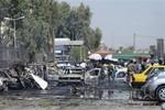 Baghdad: Không để al-Qaeda biến Iraq thành Syria thứ 2