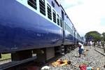 Tai nạn tàu hỏa thảm khốc ở Ấn Độ, 37 người chết