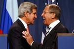 Nga - Mỹ đàm phán thành công về giải giáp vũ khí hóa học Syria